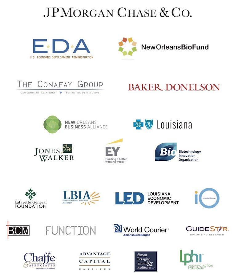 2016 Innovation Louisiana Sponsors