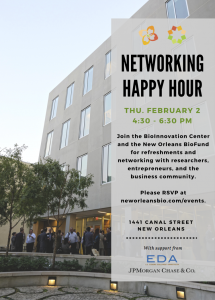 February 2 Networking Happy Hour